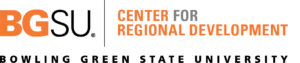 BGSU Center for Regional Developement Logotype