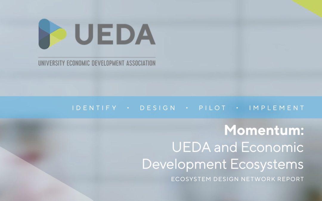 UEDA Report – Ecosystems Design Network