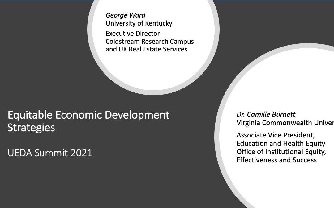 Equitable Economic Development (EED) Themes